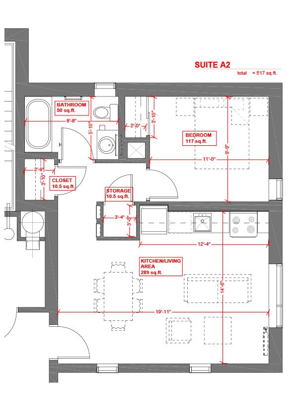 Suite A2