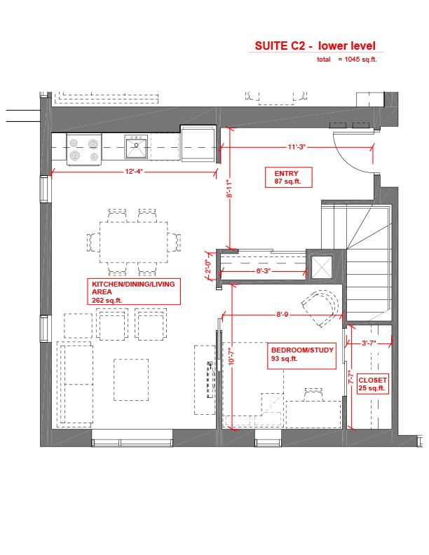 Suite C2-lower