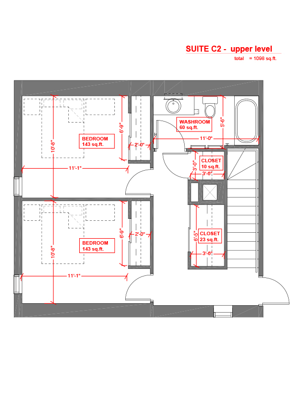 Suite C2-upper
