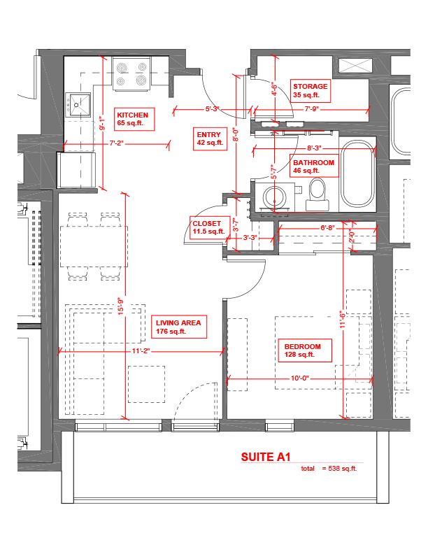 Suite A1